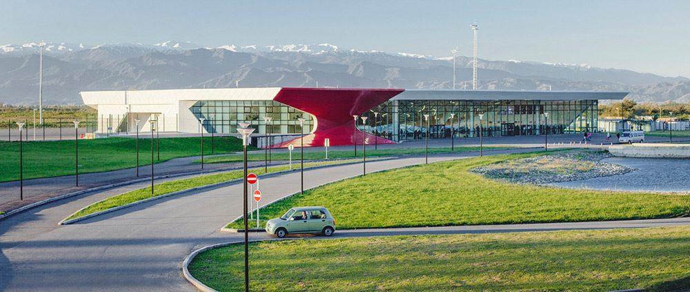 Аренда авто в аэропорту Кутаиси