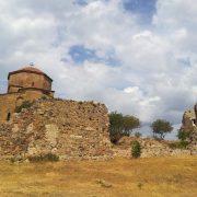 Храм Джвари, Грузия
